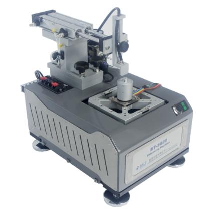 BT-3500 , 成品平衡機, 立式平衡機, 無刷馬達平衡機, 轉子平衡機, 被動式平衡機, 經濟型平衡機