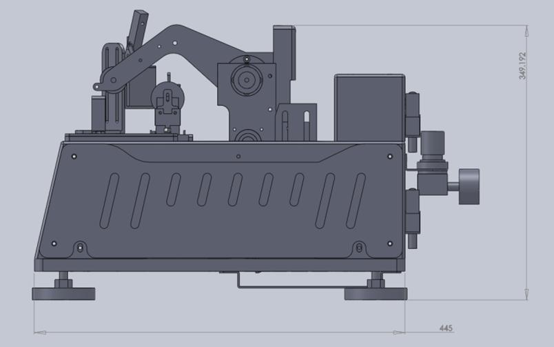 ROTA-01 ,單/雙/三面臥式微量平衡機 , 現場動平衡儀