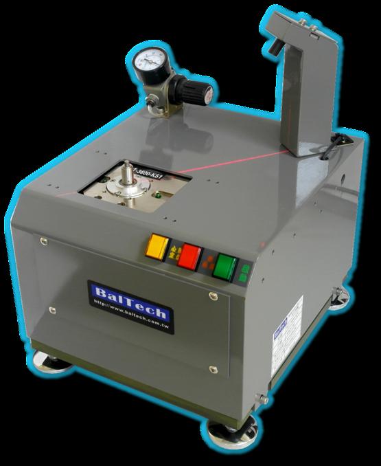 BT-3600-KS1 , 高精度平衡機 ,  微小風扇平衡機